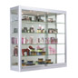LED Wall Display Case with Power Switch