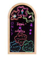 chalk marker board