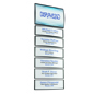 Wall Mounted Lobby Directory Signs