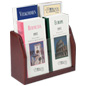 Four Pocket Literature Holder