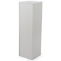 White Pedestal Stand for Floor