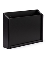 1 Pocket Wall Mount HIPAA Medical File with hardware included