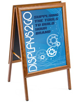 "22"" x 28"" sandwich boards"