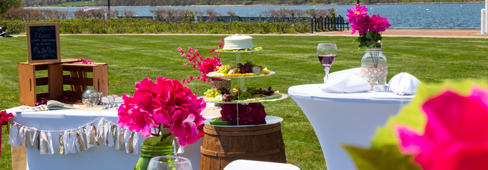 Outdoor Wedding Display Ideas