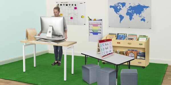 Ultimate home office designed for STEM classes