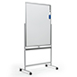 36 x 48 freestanding magnetic whiteboard