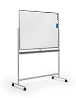 48 x 36 dry-wipe rolling whiteboard