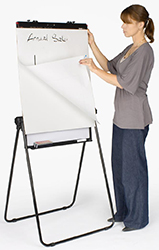 height adjustable whiteboard frame