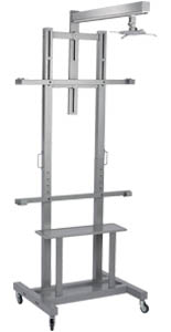 Floor Standing Interactive Whiteboard Stand