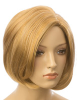 Female Blonde Mannequin Wig