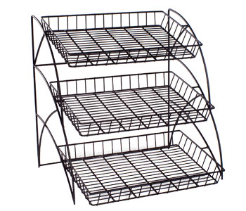 Wire Racks for Store Displays