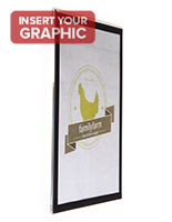 Wall Mounted Sign Holders