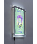 11 x 17 LED Edge-Lit Frame with Acrylic Face