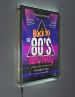 Super Slim Light Box for Promotions