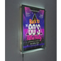 Super Slim Light Box for Posters