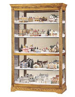 Wide Curio Collectibles Case