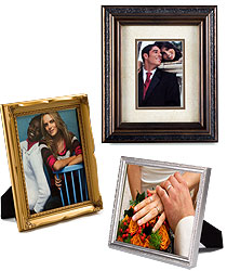 Ornate Wooden Picture Frames