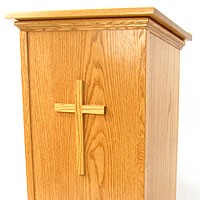 modern cross pulpits