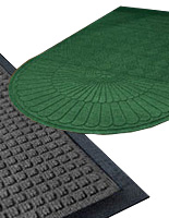Floor Mats for Entry and Workstations
