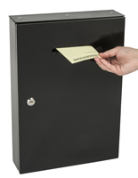 Wall Mounting Drop Box with Lock