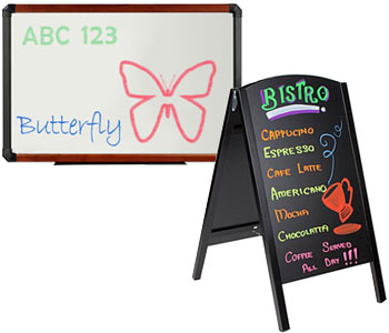 Write-on Boards