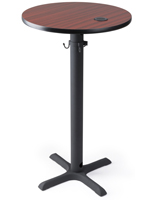 "24""w wireless charging table"