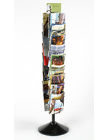 Wire Brochure Stand