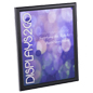 8 x 10 Black Snap Frame - Great for Wayfinding