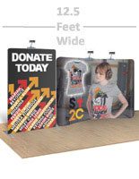 Set of 2 Trade Show Booth Displays