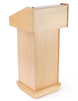 "Maple ""I"" Podiums"