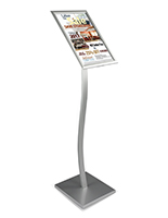 Sign Holder Stand
