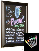 Illuminated Wet-Erase Marker Boards