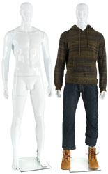 Full Body Muscular Male Mannequin