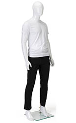 Full Body White Male Mannequin