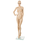 Fiberglass Female Mannequin with Removable Hands and Arms