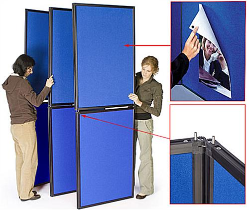 Folding Exhibition Board