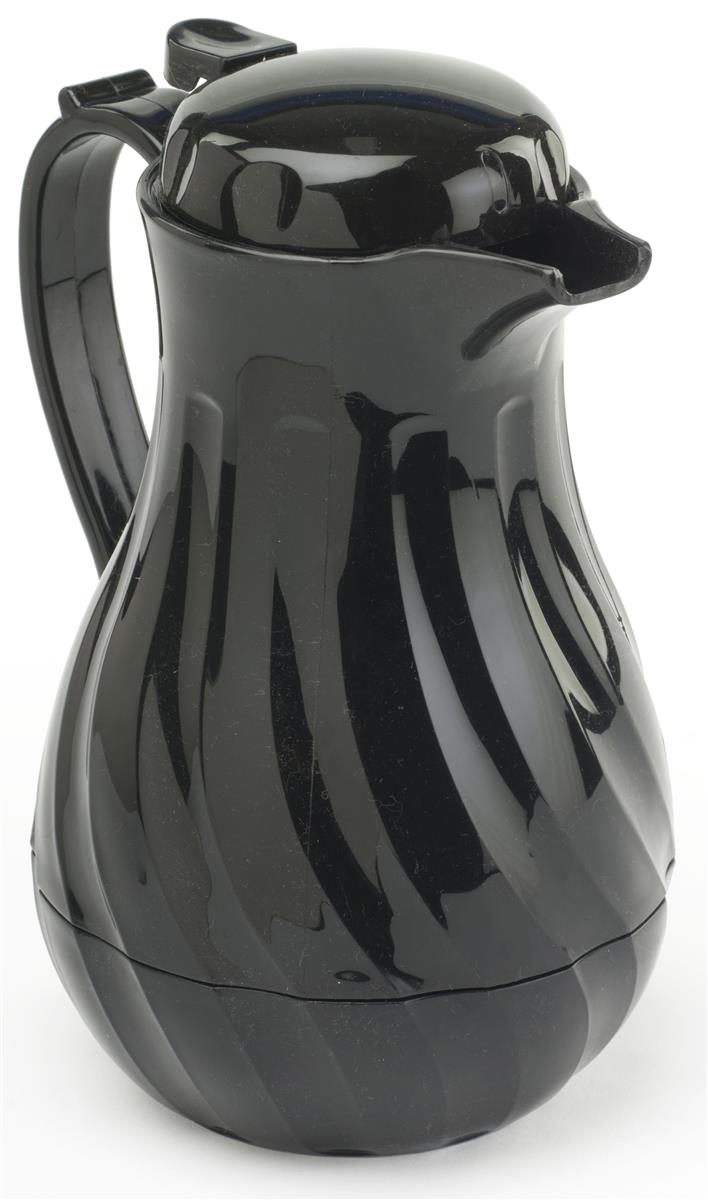 1 2 Liter Thermal Carafe Black Insulated Coffee Pitcher