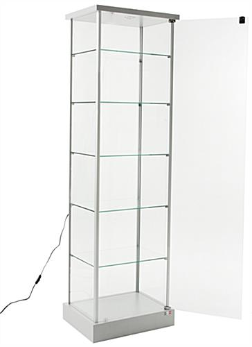 Floor Standing Display Case