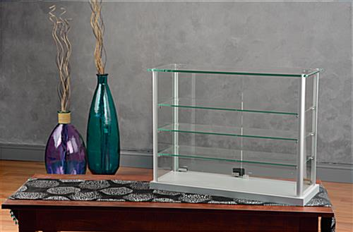 Aluminum Display Case