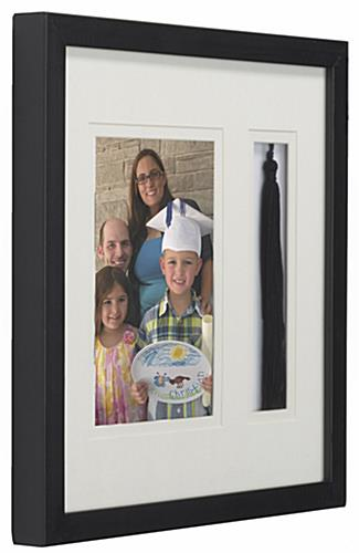 5 X 7 Graduation Photo And Tassel Frame Wall Mounting