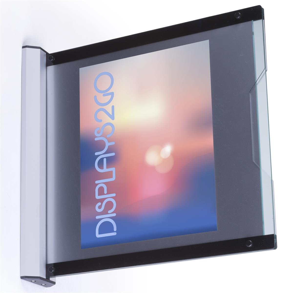 90 Degree Wall Sign Double Sided