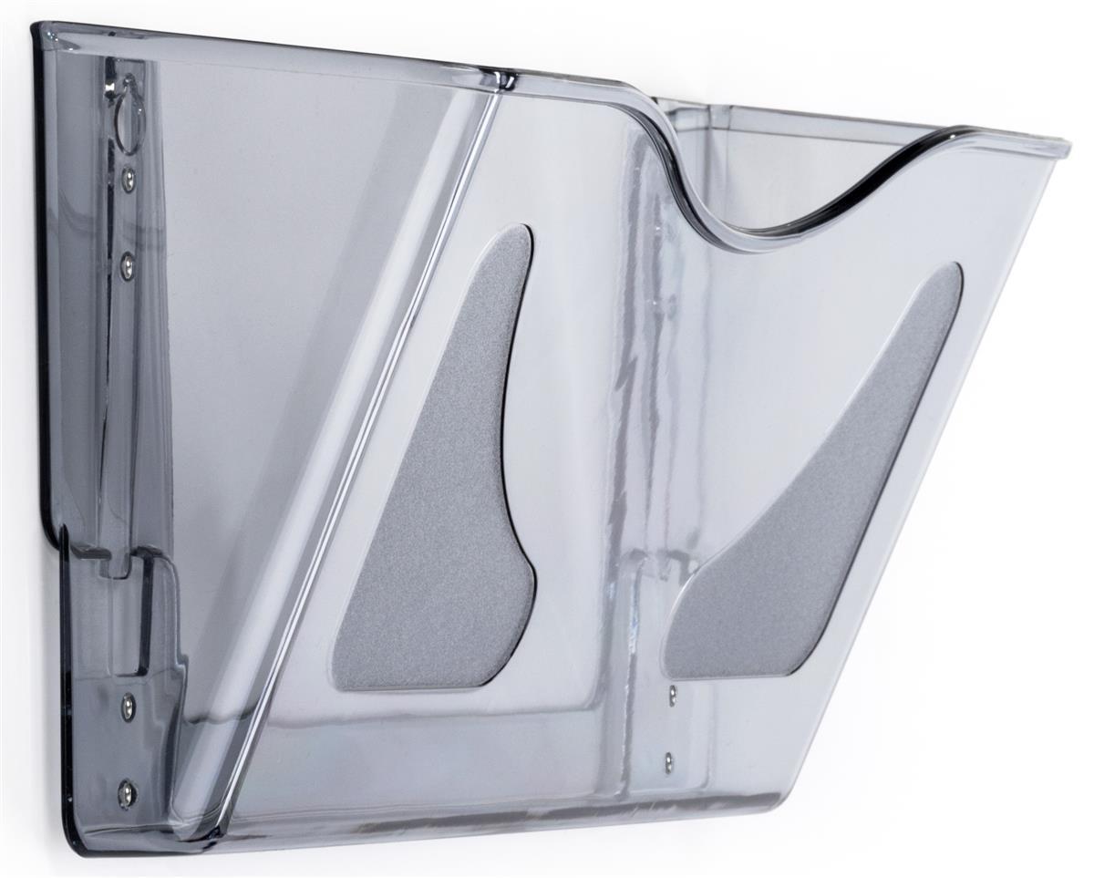 Single Pocket Wall File Folder Mountable Organizer