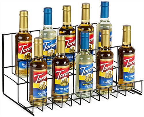 2 Tier Wire Countertop Rack