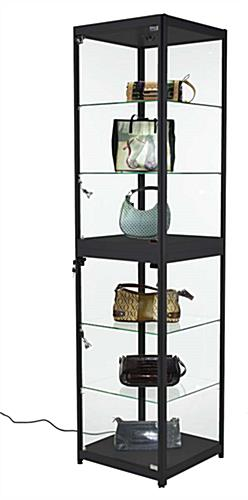 Portable Trade Show Display Case