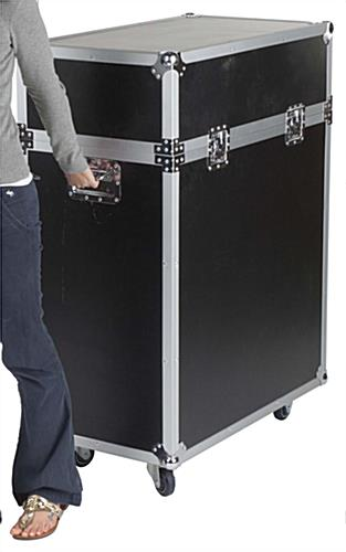 Exhibition Display Cases : Trade show display case exhibit booth cabinet with