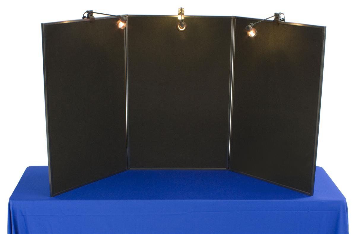 Exhibition Stand Carry Cases : Exhibition display tradeshow booth equipped with