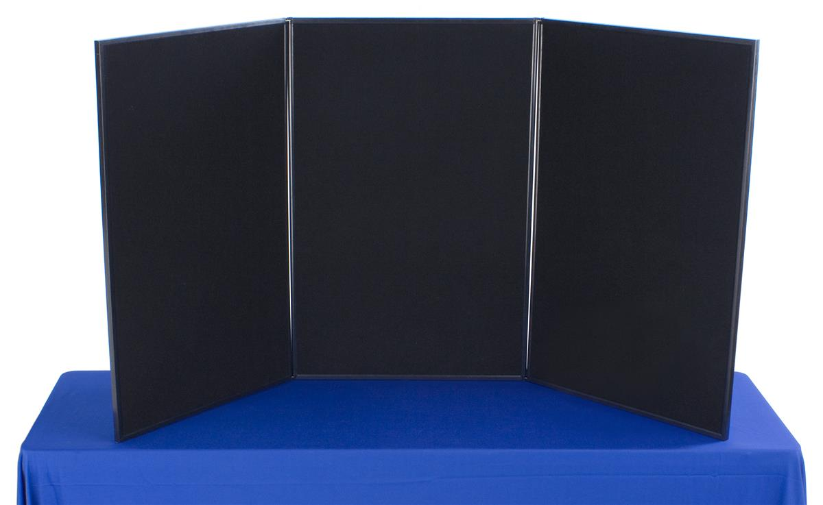 Portable Exhibition Panels : Portable displays folding panel boards with write on board