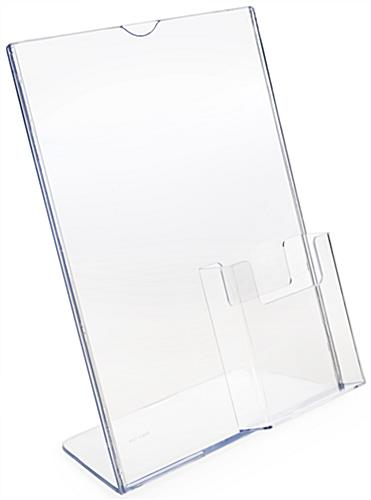 cheap plastic displays