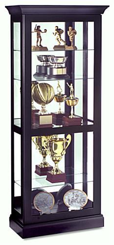 Modern Curio Cabinet