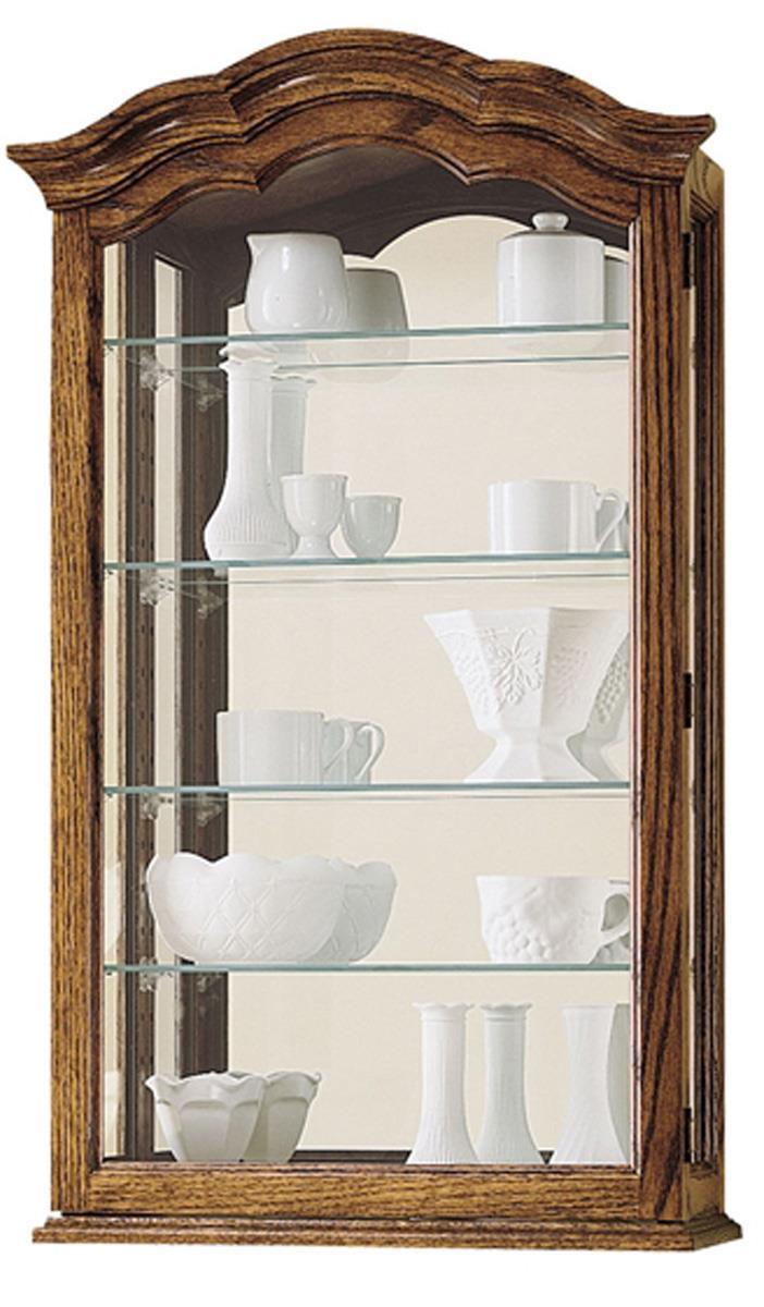 Curio Wall Shelves